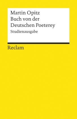 Buch von der Deutschen Poeterey (1624)