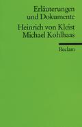 Heinrich von Kleist 'Michael Kohlhaas'