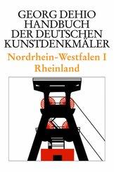 Handbuch der Deutschen Kunstdenkmäler: Nordrhein-Westfalen - Tl.1