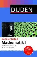 Schülerduden; Mathematik - Bd.1