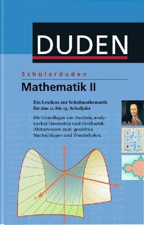 Schülerduden; Mathematik - Bd.2