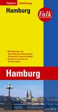 Falk Plan Hamburg, Falkfaltung
