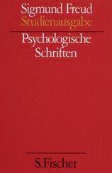 Studienausgabe: Psychologische Schriften; 4