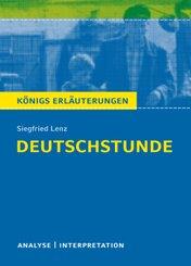 Siegfried Lenz 'Deutschstunde'