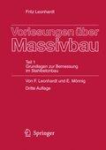 Vorlesungen über Massivbau: Vorlesungen über Massivbau; Tl.1