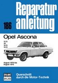 Opel Ascona (August 70 bis August 75)