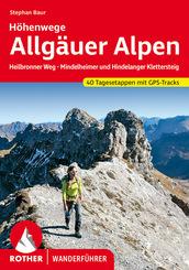 Rother Wanderführer Allgäuer Alpen