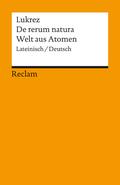 Die Welt aus Atomen - De rerum natura