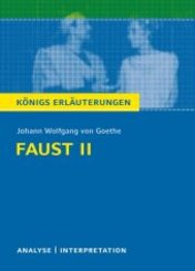 Johann Wolfgang von Goethe 'Faust II'