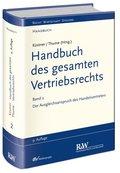 Handbuch des gesamten Vertriebsrechts: Der Ausgleichsanspruch des Handelsvertreters; Bd.2