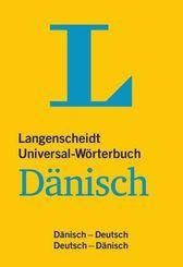 Langenscheidt Universal-Wörterbuch Dänisch