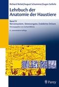 Lehrbuch der Anatomie der Haustiere: Nervensystem, Sinnesorgane, Endokrine Drüsen; Bd.4