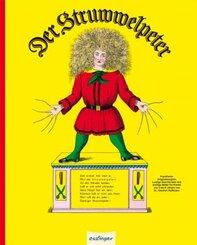 Der Struwwelpeter: Bilderbuch