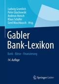 Gabler Bank-Lexikon