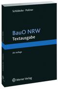 BauO NRW, Textausgabe