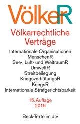 Völkerrechtliche Verträge (VölkerR)