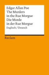 The Murders in the Rue Morgue / Die Morde in der Rue Morgue