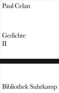 Gedichte in zwei Bänden - Bd.2