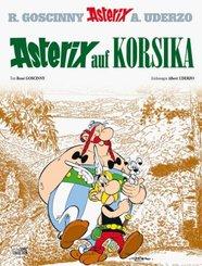 Asterix - Asterix auf Korsika