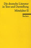 Die deutsche Literatur in Text und Darstellung - Tl.2
