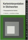 Karteninterpretation in Stichworten - Tl.1