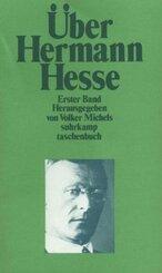 Über Hermann Hesse - Bd.1