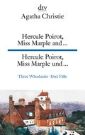 Hercule Poirot, Miss Marple and ... - Hercule Poirot, Miss Marple und ...