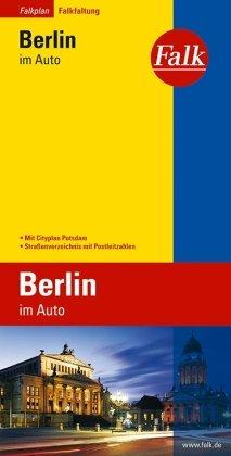 Falk Plan Berlin im Auto