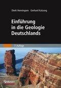 Einführung in die Geologie Deutschlands