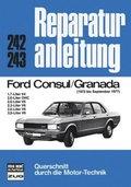 Ford Consul/Granada (1972 bis September 1977)