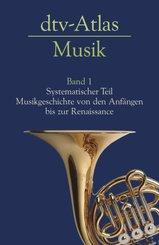 dtv-Atlas Musik - Bd.1