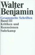 Gesammelte Schriften, Ln: Kritiken und Rezensionen; Bd.3
