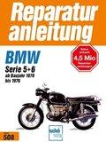 BMW Serie 5 und 6 ab Baujahr 1970 bis 1976
