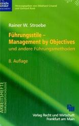 Führungsstile, Management by Objectives