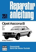 Opel Ascona B ab August 1975 bis November 1977