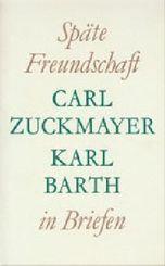Späte Freundschaft in Briefen