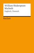 Macbeth, Englisch-Deutsch