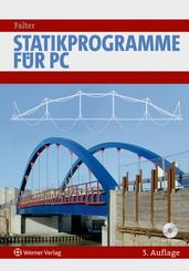 Statikprogramme für PC, m. CD-ROM