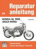 Honda GL 1000 'Gold Wing'