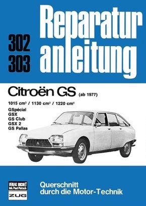 Citroen GS (1977 bis Aug. 79)