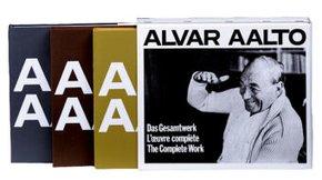 Alvar Aalto - Das Gesamtwerk / L'oeuvre complète / The Complete Work, 3 Tle.