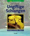 Schlangen im Terrarium, 2 Bde. in 3 Tl.-Bdn.: Ungiftige Schlangen, 2 Tl.-Bde.; Bd.1