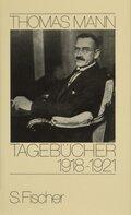 Tagebücher: 1918-1921
