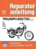 Triumph 650/750 (2Zyl.) ab 1963