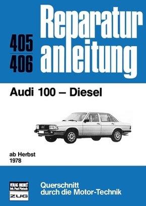 Audi 100 Diesel (ab Herbst 1978)