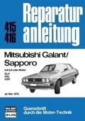 Mitsubishi Galant/Sapporo Mai 1976