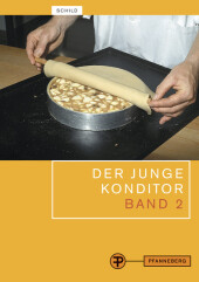 Der junge Konditor, 2 Bde.: Die Herstellung der Erzeugnisse der Konditorei; 2