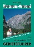 Rother Gebietsführer Watzmann-Ostwand