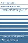 Der Ministerrat der DDR