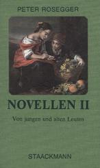 Novellen; Von jungen und alten Leuten; Bd.2